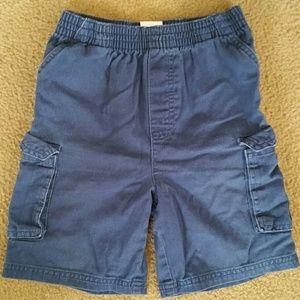Garanimals toddler navy cargo pants